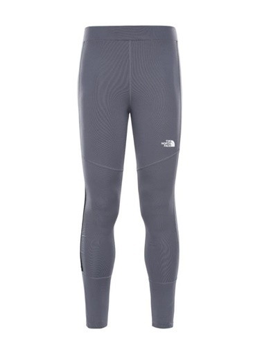The North Face The North Face Train Logo Leggings Kadın Tayt Gri Gri